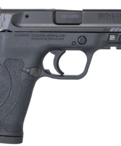 Pistol with No Thumb Safety
