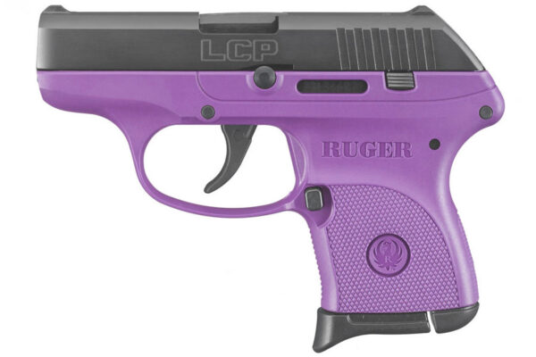 Purple Pistol Lady