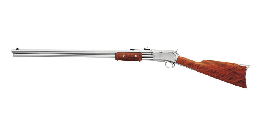 Stainless Pump Action Rifle