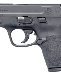 Centerfire Pistol with No Thumb Safety