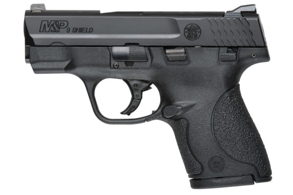 Centerfire Pistol with Thumb Safety