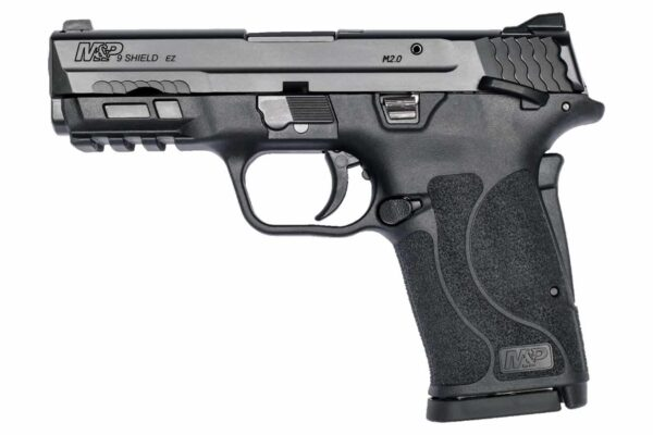 Pistol with Thumb Safety