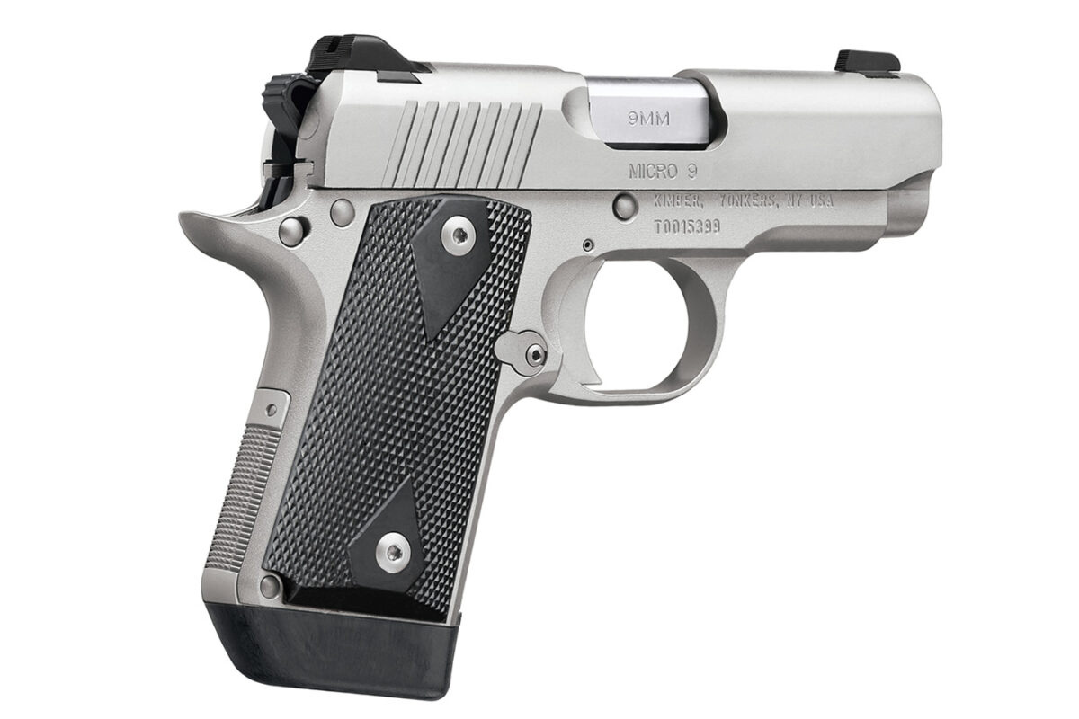 Special Stainless Pistol
