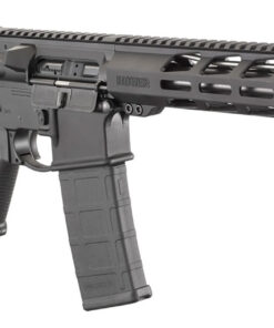 Pistol with SB Tactical Stabilizing